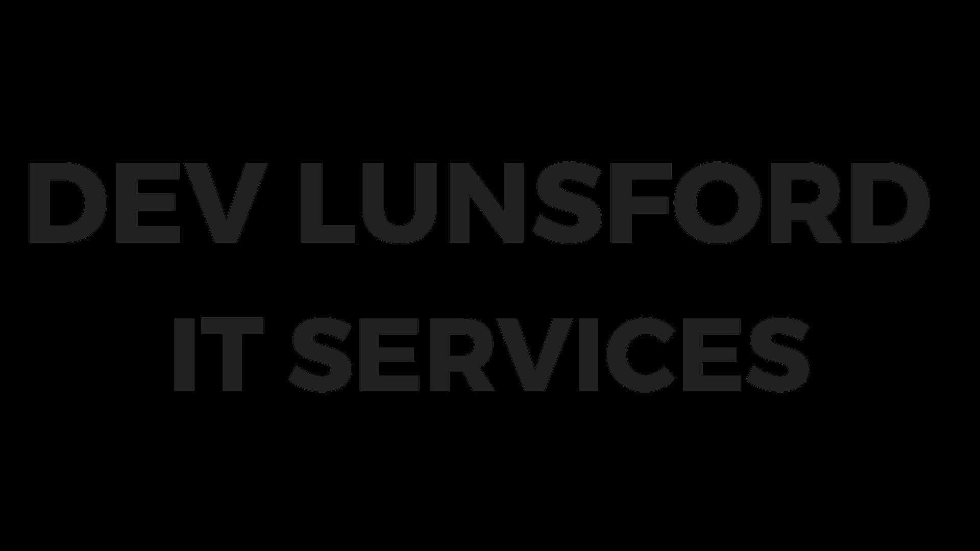 Dev Lunsford